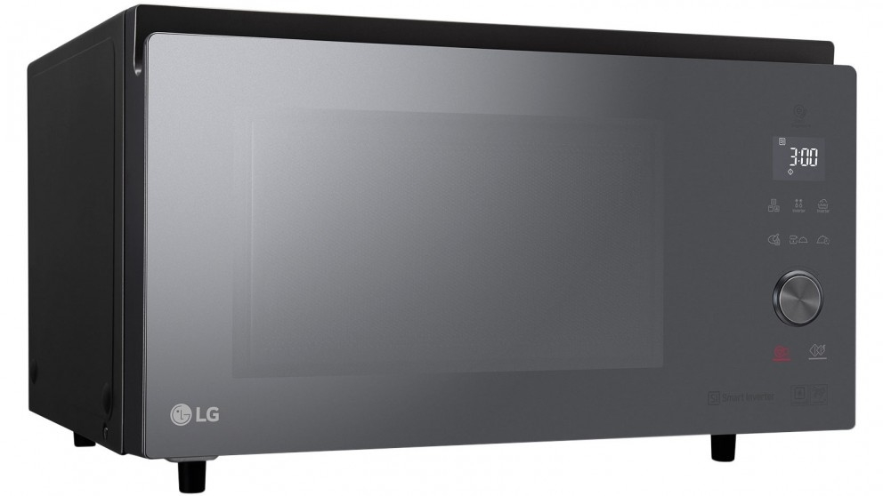 Picture Of LG Inverter Convection Microwave With Drop Down Door (as Upgrade  From Standard 30L
