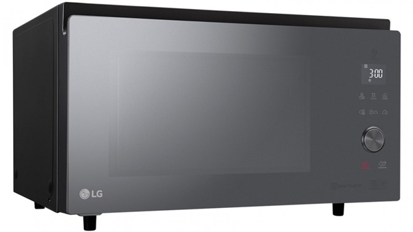 Picture of LG Inverter Convection Microwave with drop down door (as upgrade from standard 30L microwave)