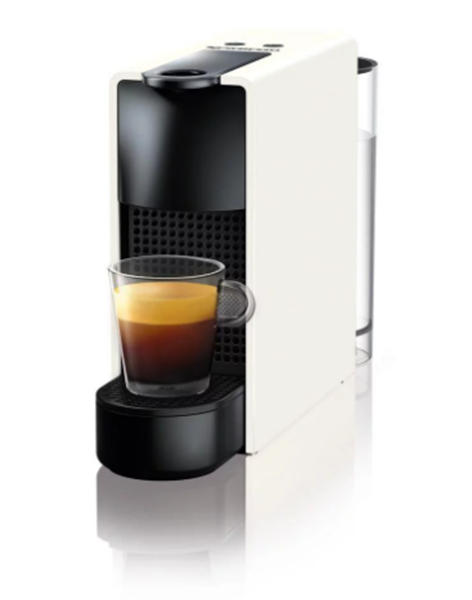 Picture of Nespresso coffee machine installed in Maxmo