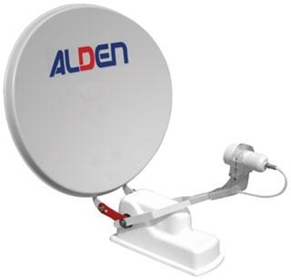"Picture of Alden 80"" automatic satellite dish for DSTV Explora"