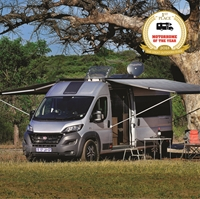 Picture of Tourer D64C luxury camper