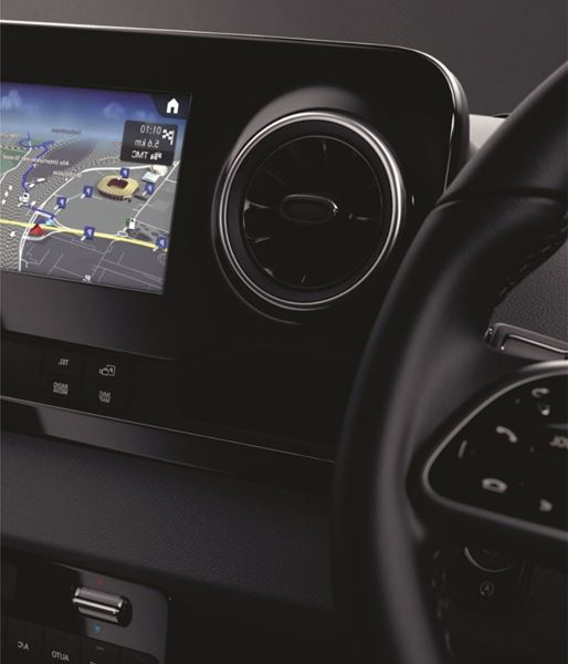Picture of Vehicle audio visual