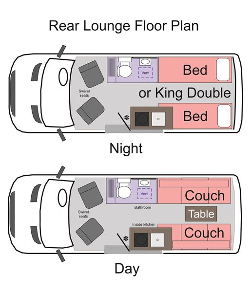 Picture of Rear Lounge Floor Plan