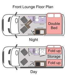 Picture of Front Lounge Floor Plan