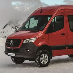 Picture of Mercedes base vehicle